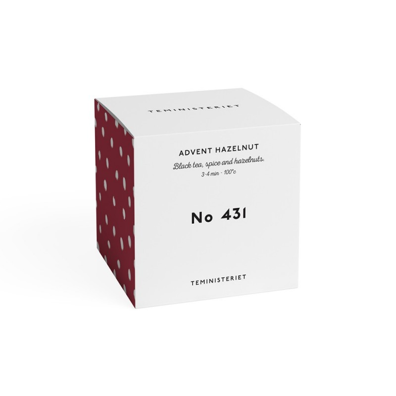 431 Advent Hazelnut Box