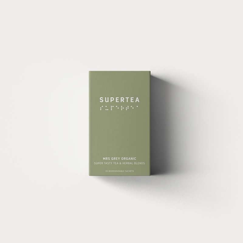 Supertea Mrs Grey Organic
