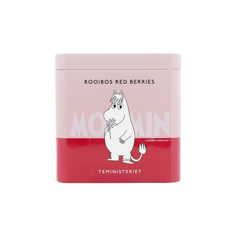 Moomin Rooibos Red Berries Tin