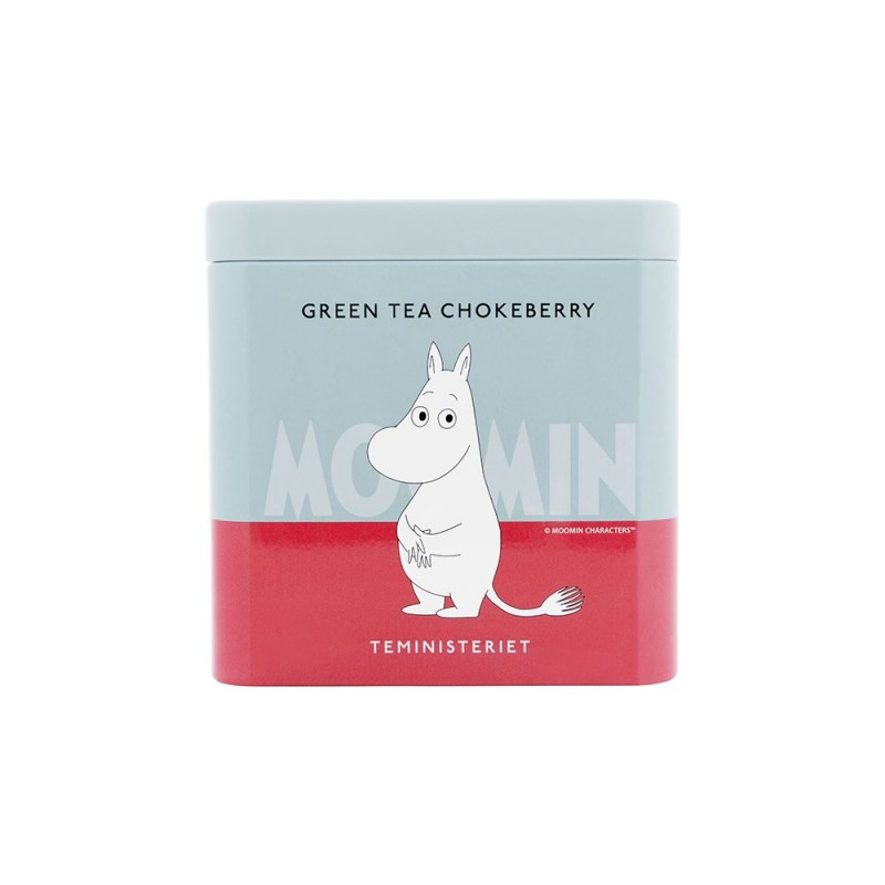 Moomin Green Tea Chokeberry...