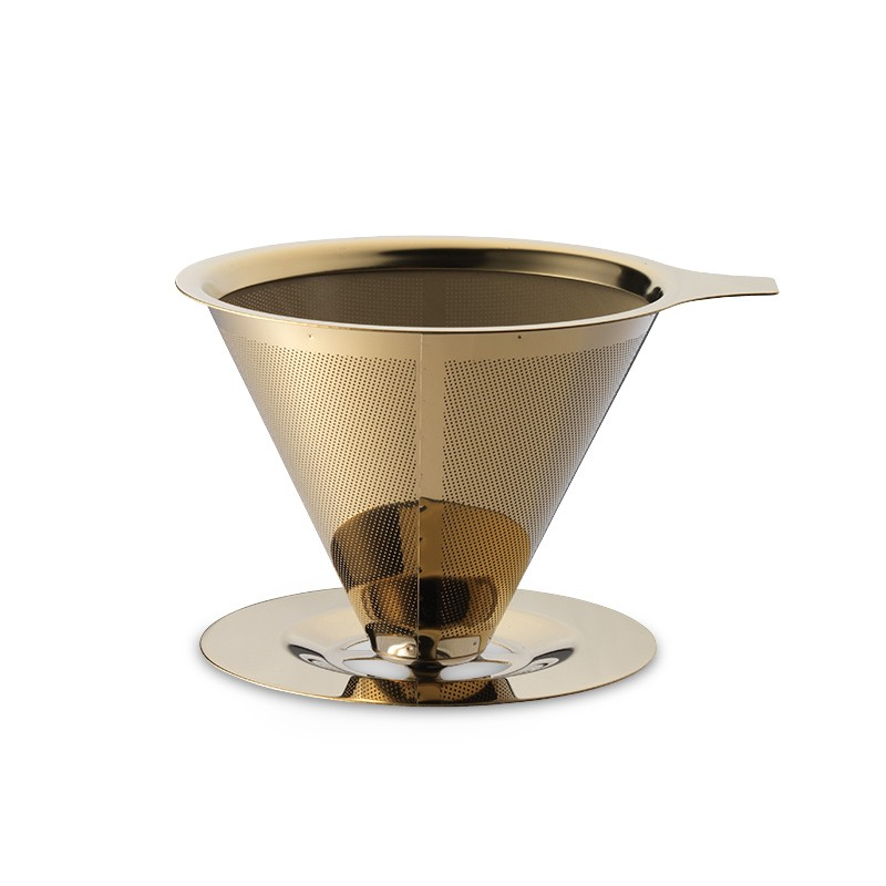 Paperless Coffee Filter Gold