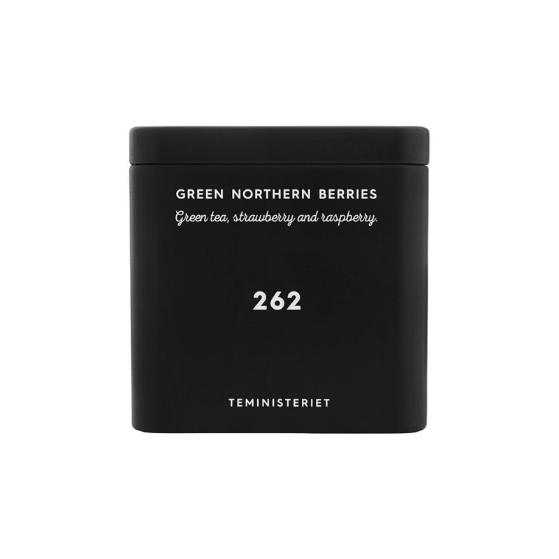 262 Green Northern Berries Tin