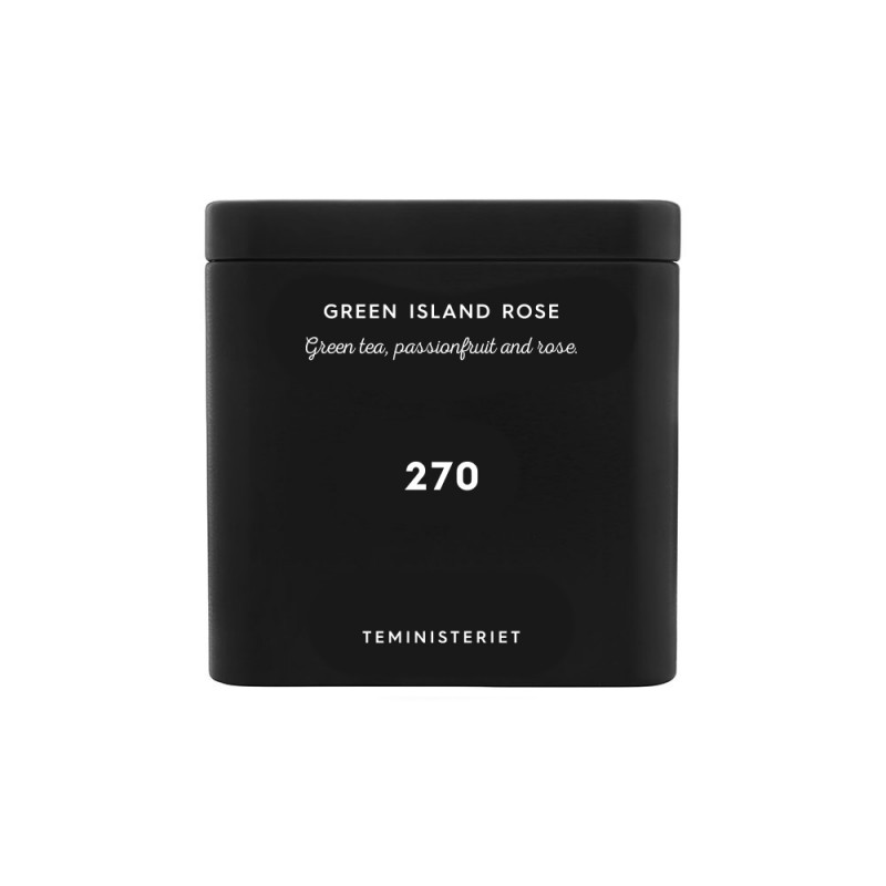 270 Green Island Rose Tin