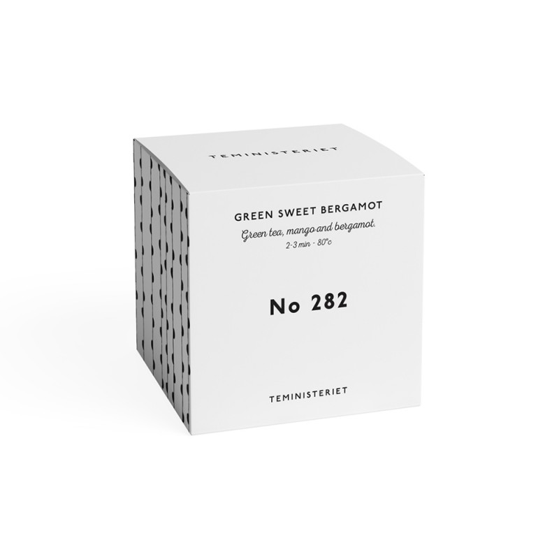 282 Green Sweet Bergamot Box
