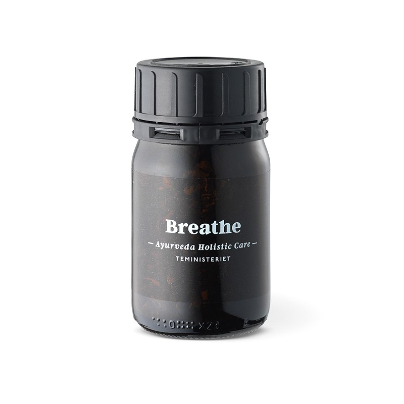 Ayurveda Breathe Organic Jar