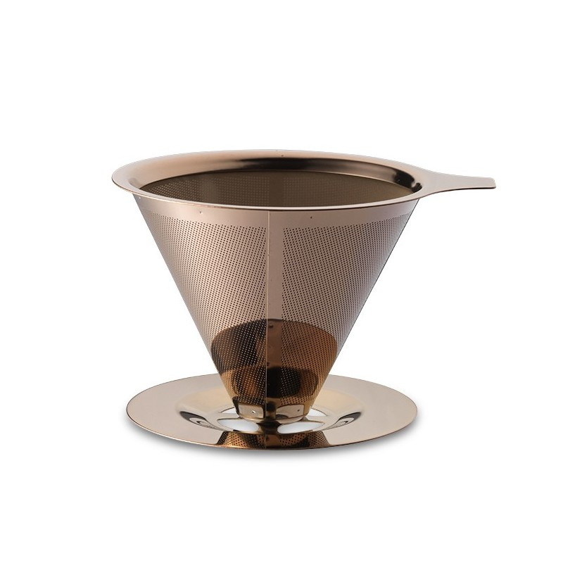 Paperless Coffee Filter Copper
